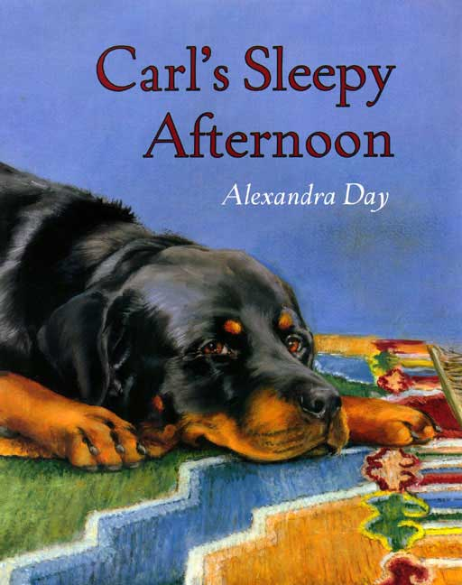 Carl's Sleepy Afternoon By Day, Alexandra